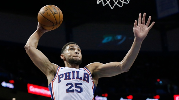 Philadelphia 76ers, Ben Simmons agree to five-year, $170 million