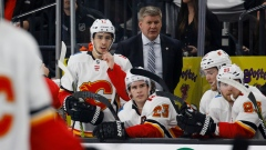 Johnny Gaudreau Bill Peters