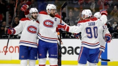 Montreal Canadiens Celebrate Shea Weber