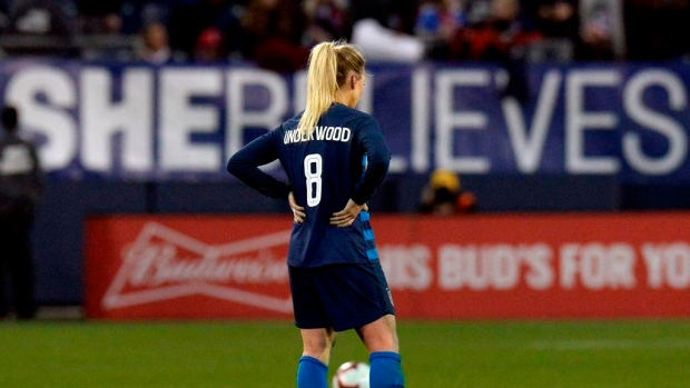 USWNT suing U.S. Soccer for gender discrimination