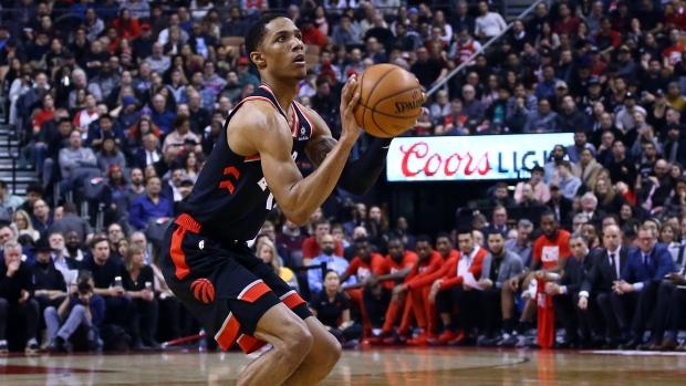 Report: Toronto Raptors re-sign Patrick McCaw on two-year deal - TSN.ca