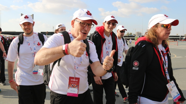 Team Canada Special Olympics World Games