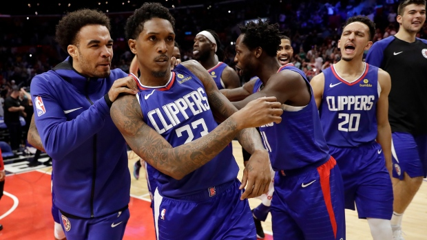 Williams  3-pointer lifts Clippers to win over Nets - TSN.ca cede2b287