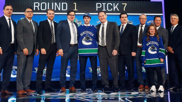 Insider Trading: Canucks expect Hughes to play games this year