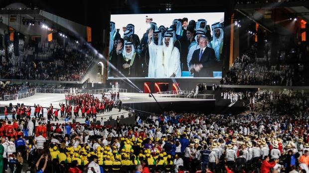 The impact of sport in Abu Dhabi and the UAE - TSN ca