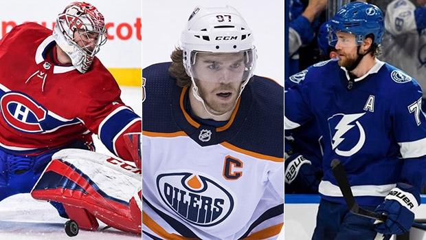 McDavid dominates NHLPA Player Poll