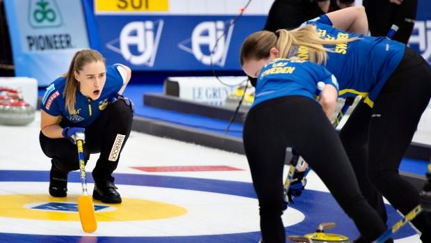 Women's Worlds Standings - TSN ca