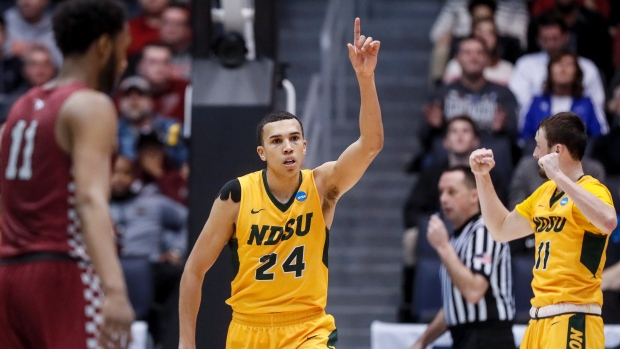 North Dakota State holds off NC Central in First Four - TSN.ca