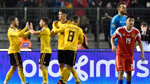 de8a5e8235 Belgium Celebrates