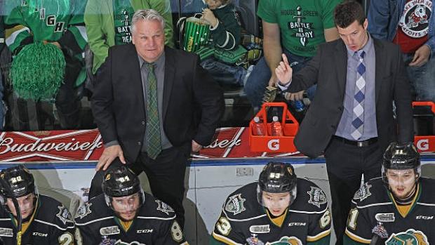 Team Canada Names Dale Hunter Head Coach For 2020 World Junior