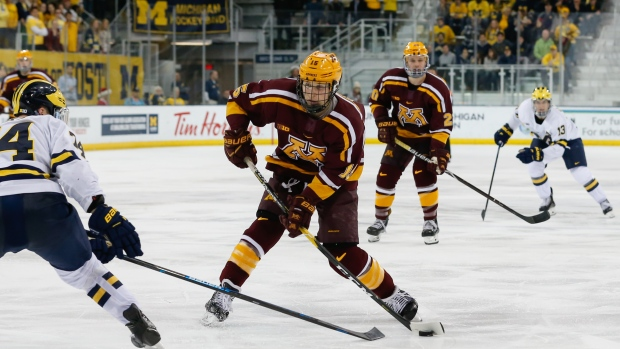 Preds sign NCAA standout Pitlick