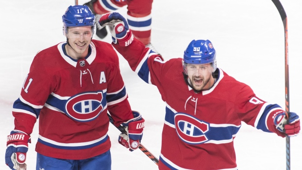 d53c46eb788 Gallagher scores twice, Habs down Sabres to stay in Wild Card spot - TSN.ca