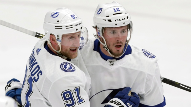 Schedule Helps Lightning Keep Focus After Presidents Trophy Tsn Ca