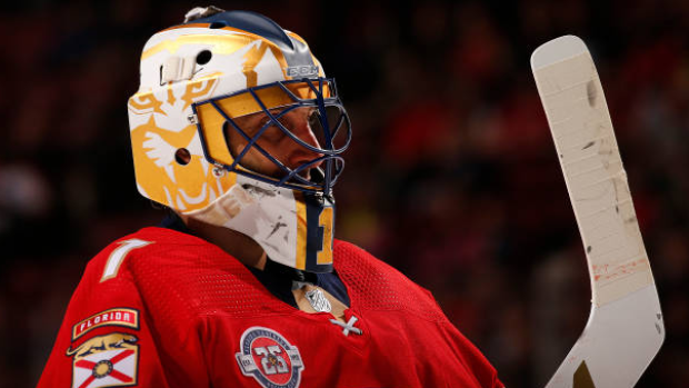 Luongo On Future A Bit Of A Tough Situation Tsn Ca