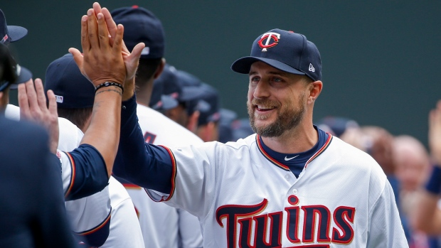 Twins skipper Rocco Baldelli named AL Manager of the Year