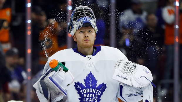 af31dbc7 Maple Leafs to give struggling Andersen a rest - TSN.ca