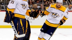 Rinne makes 42 saves, Predators top Penguins 3-1 Article Image 0