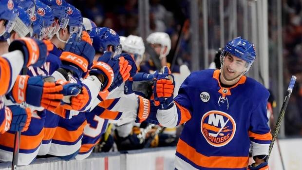 New York Islanders, Jordan Eberle reach five-year extension - TSN.ca