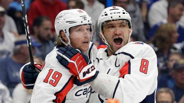 Alex Ovechkin Reaches Eighth 50-Goal Season