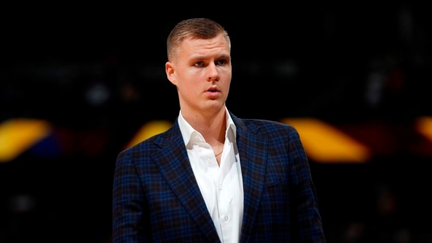 Kristaps Porzingis Accused Of Rape By Woman In New York
