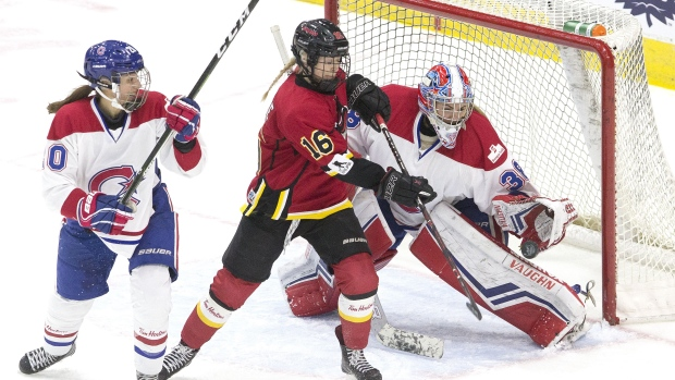 Canadian Women's Hockey League Going Out of Business