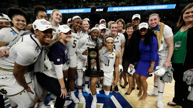 a307aa953f6 Notre Dame beats Stanford to get back to Final Four - TSN.ca