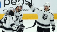 Los Angeles Kings celebrate