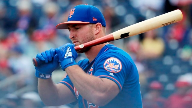 Tim Tebow Receives Invite to Mets Spring Training