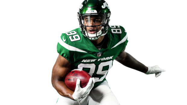 check out f3145 ac494 New York Jets unveil new uniforms - TSN.ca