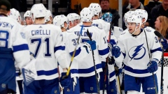 Lightning beat Bruins 6-3, tie NHL record with 62nd win Article Image 0