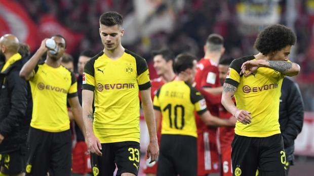 Borussia Dortmund signs Giovanni Reyna, 16, from New York