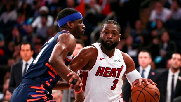 best sneakers 15c08 8a348 Wade s last game in Miami may have arrived - TSN.ca