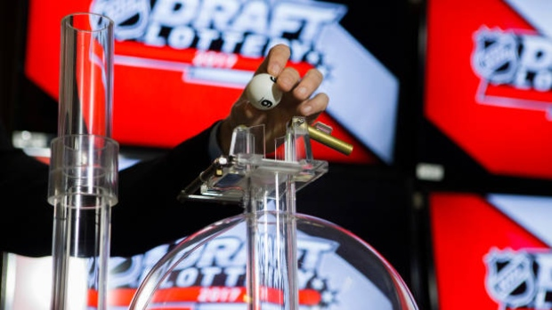 NHL draft lottery changes approved