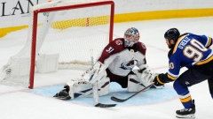 Grubauer shines down the stretch to propel Avs into playoffs Article Image 0