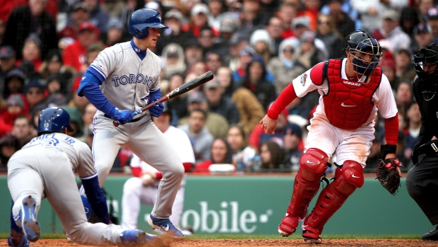 985ed4e89 Blue Jays spoil Red Sox home opener - TSN.ca