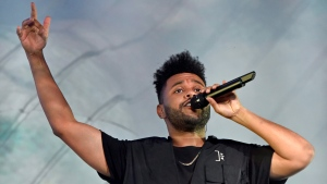 The Weeknd signs on with Canadian esports outfit