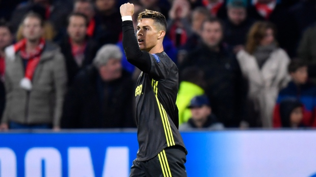 Cristiano Ronaldo's Juventus stunned on an 'incredible evening for Ajax'