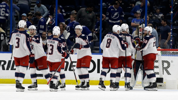 Blue Jackets Surge Sets Tone For Unpredictable Nhl Playoffs Tsn Ca
