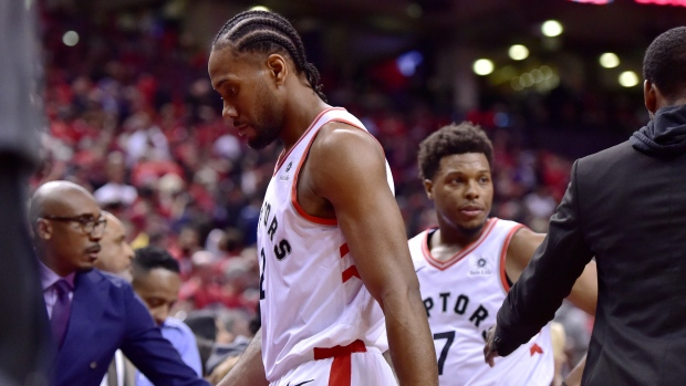 2583bf86009 Familiar concerns for Raptors after another Game 1 loss - TSN.ca