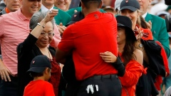 Eye of the Tiger: How CBS covered Woods' win at The Masters Article Image 0