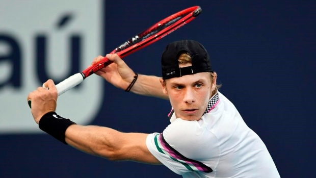 Canada's Denis Shapovalov falls in first round of Monte Carlo Masters