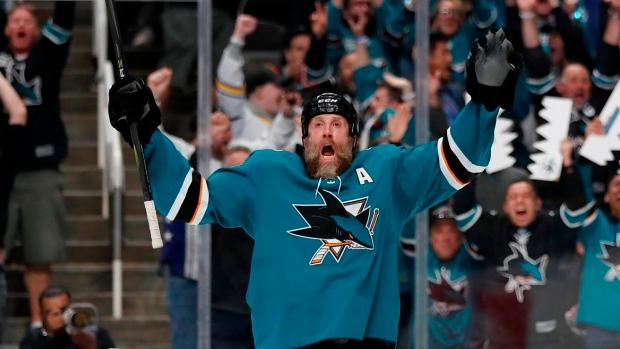 Report: Joe Thornton will re-sign with San Jose Sharks in 'near future' - TSN.ca