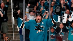 Sharks' Joe Thornton could face NHL punishment over hit Article Image 0