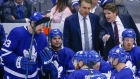 Toronto Maple Leafs Bench