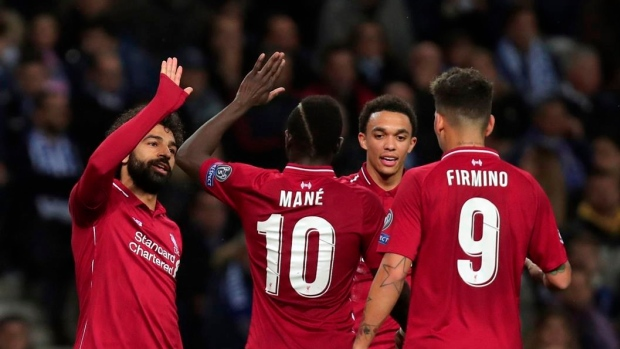 608b290d012 Liverpool eases past Porto to return to UCL semis - TSN.ca