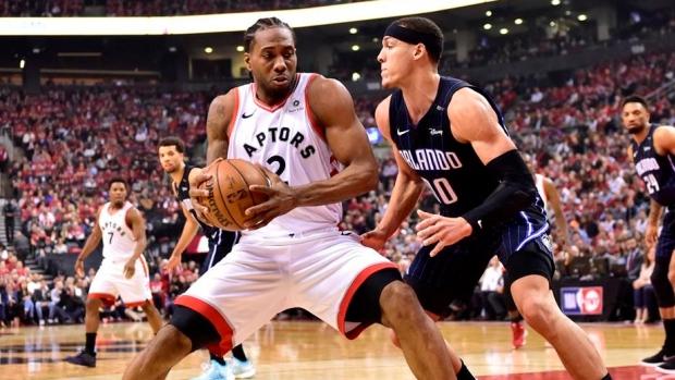 9cd85bc27 Load management 101  Looking at how the Toronto Raptors have treated Kawhi  Leonard - TSN.ca