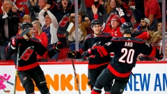 Hurricanes beat Capitals 2-1 in Game 4 to even series Article Image 0