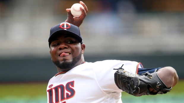 Michael Pineda will be back with the Twins on 2-year deal