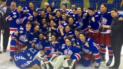 Prince George Spruce Kings Fred Page Cup champs