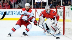 Capitals beat Hurricanes 6-0 to take 3-2 series lead Article Image 0